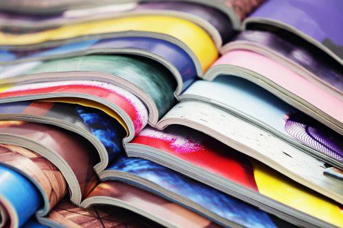 revue et magazine